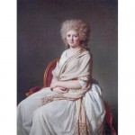 Portrait of Anne Marie Louise Thelusson, Countess of Sorcy-Jacques Louis David