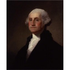 George Washington-Gilbert Stuart